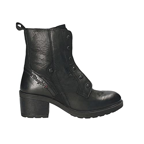 0b2cdd7e1 Wrangler Boots Leather Woman: Amazon.co.uk: Shoes & Bags