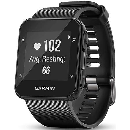 Amazon.com : Garmin Forerunner 35 GPS Running Watch + Wrist HRM : GPS & Navigation