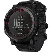 Suunto SS023158000 Core Akıllı Saat Yetişkin, Siyah/Kırmızı, Tek Beden