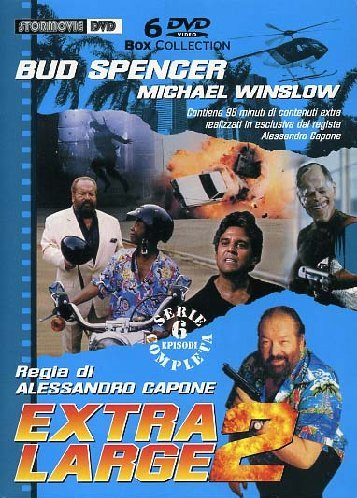 Bud Spencer Extra Large 2 Collection - 6-DVD Box Set (ITA) ( Il signore del sole / Indians / Operazione Condor / Pioggia di diamanti / L'ombra del guerrie [ NON-USA FORMAT, PAL, Reg.0 Import - Italy ] ()