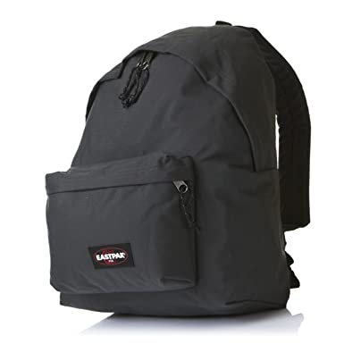 7970bd50bb Eastpak Padded Pak'r Sac à dos Coal, Grey, Uni: Amazon.fr: Vêtements ...