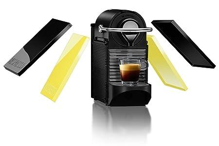 Krups Nespresso - Cafetera de cápsulas, automática, 1260 W, 0.8 L ...