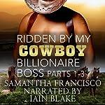 Ridden by My Cowboy Billionaire Boss, Parts 1-3: Gay BDSM Love Stories, Book 11 | Samantha Francisco