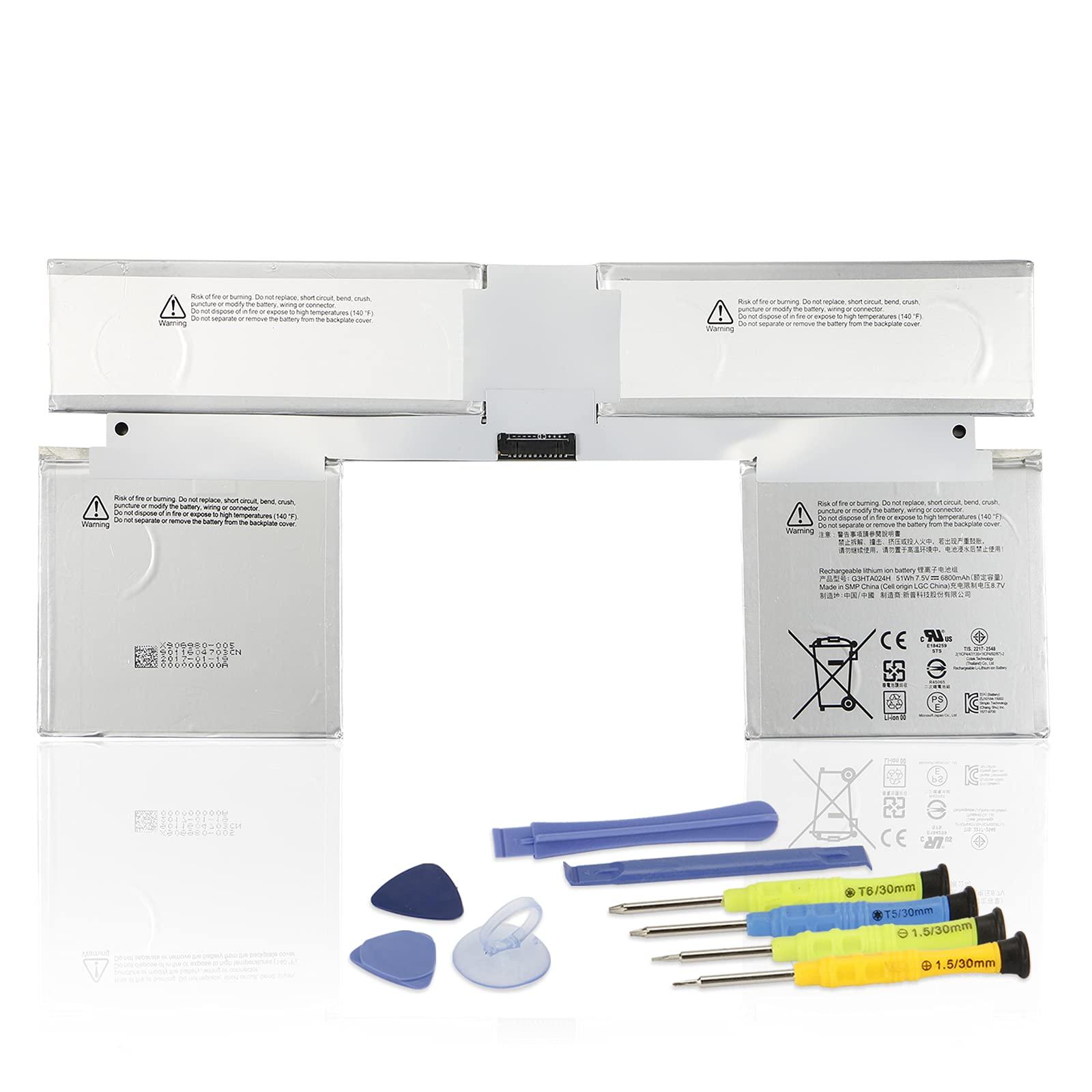 Bateria G3HTA023H G3HTA024H Keyboard para Microsoft Surface