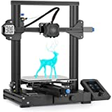 Official Creality Ender 3 V2 Upgraded 3D Printer with Silent Motherboard Meanwell Power Supply Carborundum Glass…