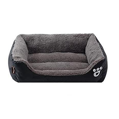 RoBlue cama cojines para perro gato – Cesta para cachorro de mascotas applicable verano primavera