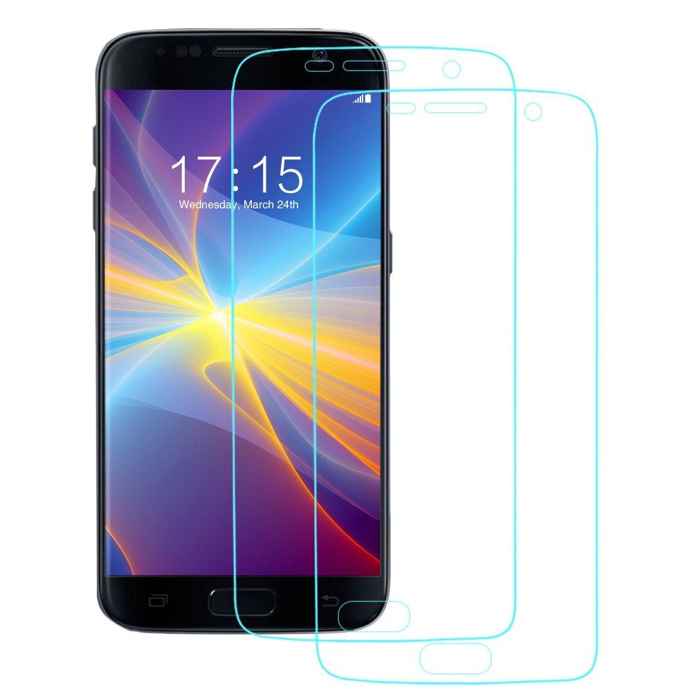 [2 Pezzi] Senistech Samsung Galaxy S7 Pellicola Protettiva -  0.33mm HD Alta Trasparente Samsung Galaxy S7 Pellicola ,Anti-Bubbles, Ultra Resistente, 3D Touch Compatible