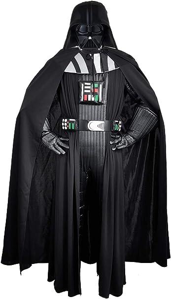 Star Wars - Abrigo de Darth Vader para disfraz de Halloween (sin ...