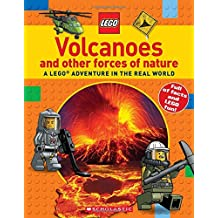 LEGO Nonfiction: Volcanoes: A Lego Adventure in the Real World