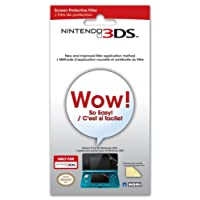 Hori Officially Licensed Protective Screen Filter (Nintendo 3DS)