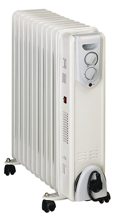 PROFER HOME - Radiador Aceite 5 Elementos Profer Home 1000 W