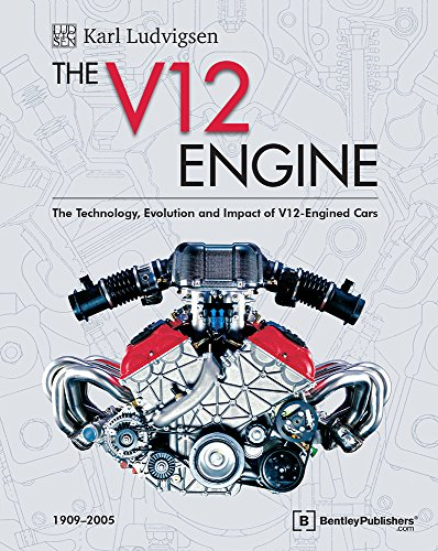 Used, The V12 Engine - The Technology, Evolution and Impact for sale  Delivered anywhere in USA