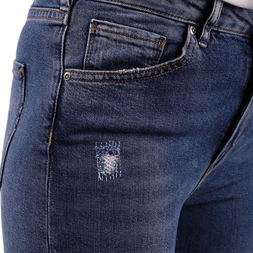 Scotch amp; Bleu 1415841914 Soda Jeans Femme Coton rrwdq0HA