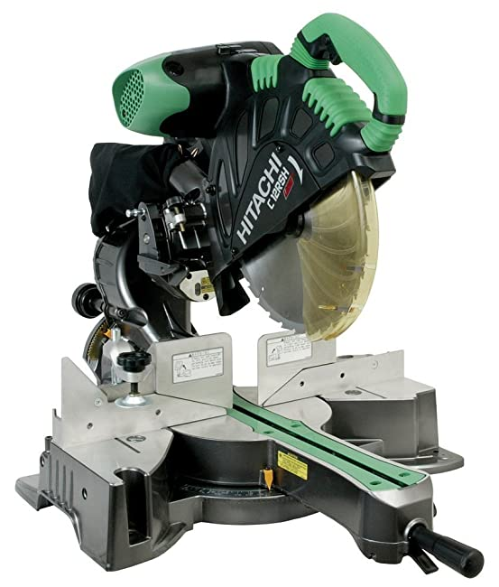 Hitachi C12RSH 15 amp 12-inch Sliding Compound Miter Saw Review