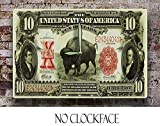 Customized Lewis and Clark Money Clock United