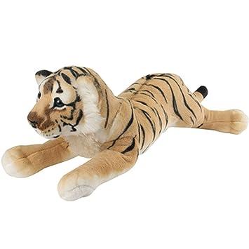 Amazon Com Jewh Soft Stuffed Animals Tiger Plush Toys Pillow