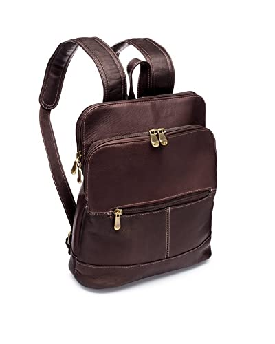 9691657090 Amazon.com  Le Donne Leather Women s Riverwalk Backpack