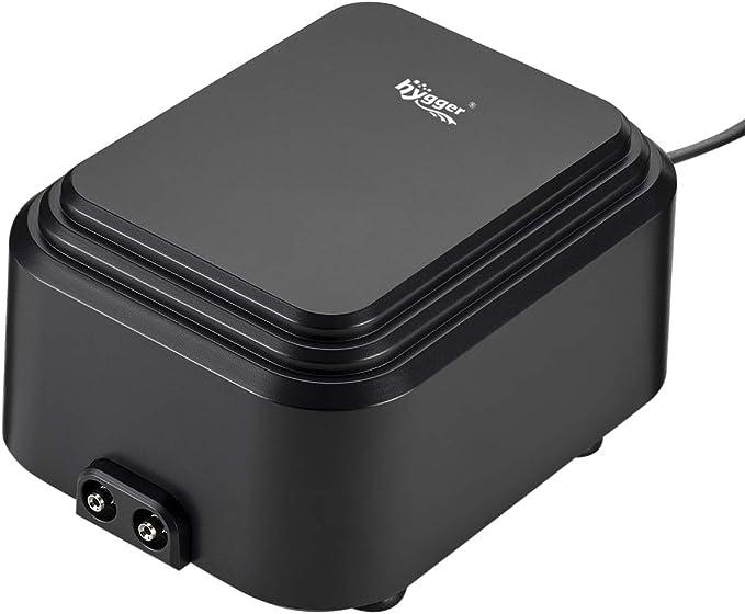 Adjustable Silent Air pumps White 5W//10W Aquarium pump Quiet Single//Twin Valve