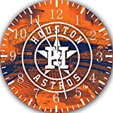 Astros Frameless Borderless Wall Clock F98 Nice For Gift or Room Wall Decor