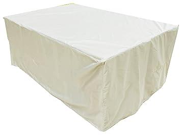 KaufPirat Premium Funda para Muebles de Jardín 200x100x75 cm ...