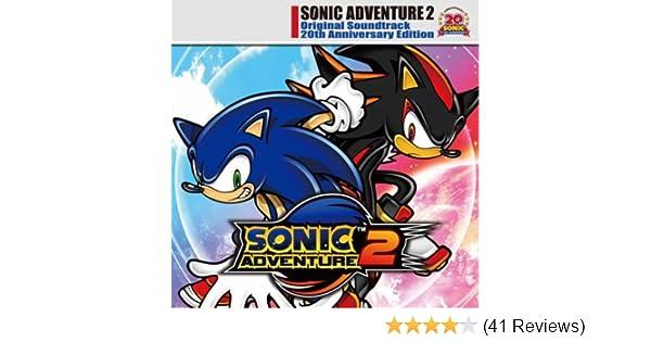 c4396f6f58e06 SONIC ADVENTURE 2 Original Soundtrack 20th Anniversary Edition by ...