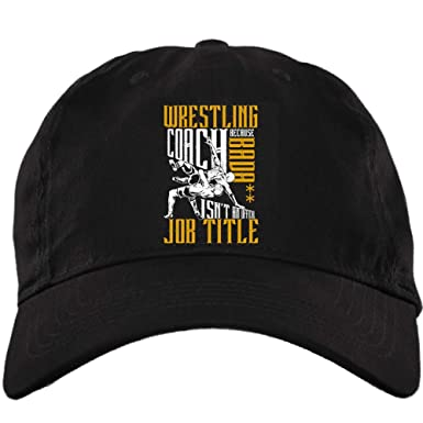 I m A Wrestling Coach Hat 1934a935bfa