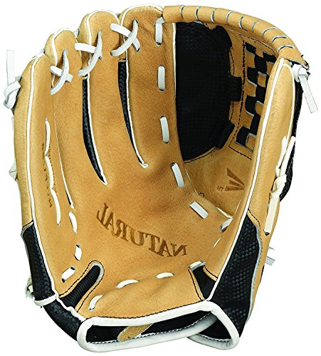 Easton Natural Elite Fastpitch Series Softball Glove, 11-Inch, Right Hand ()