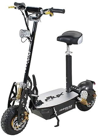 Patinete eléctrico, E-Scooter , eFlux Freeride con 48 Volt ...