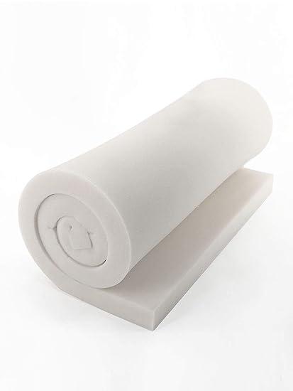 Cortassa - Gomaespuma /poliuretano expandido de dureza media, 100 x 200 cm H2: Amazon.es: Hogar