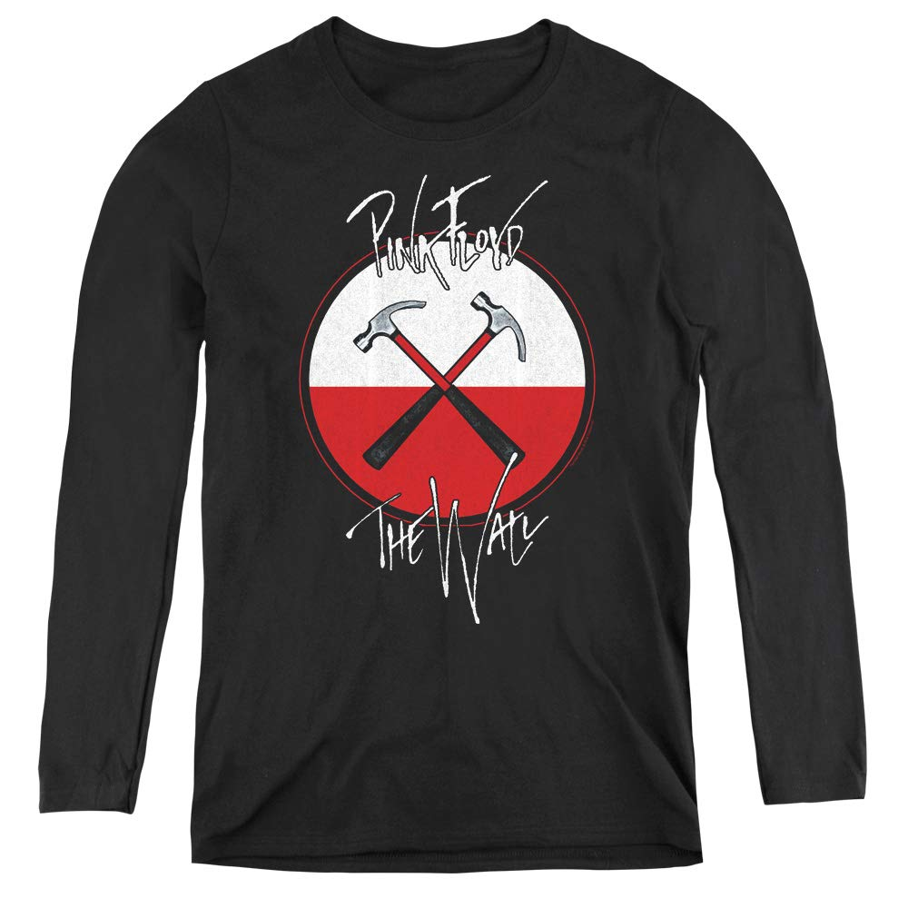 Pink Floyd Hammers Adult Long Sleeve T-Shirt for Women