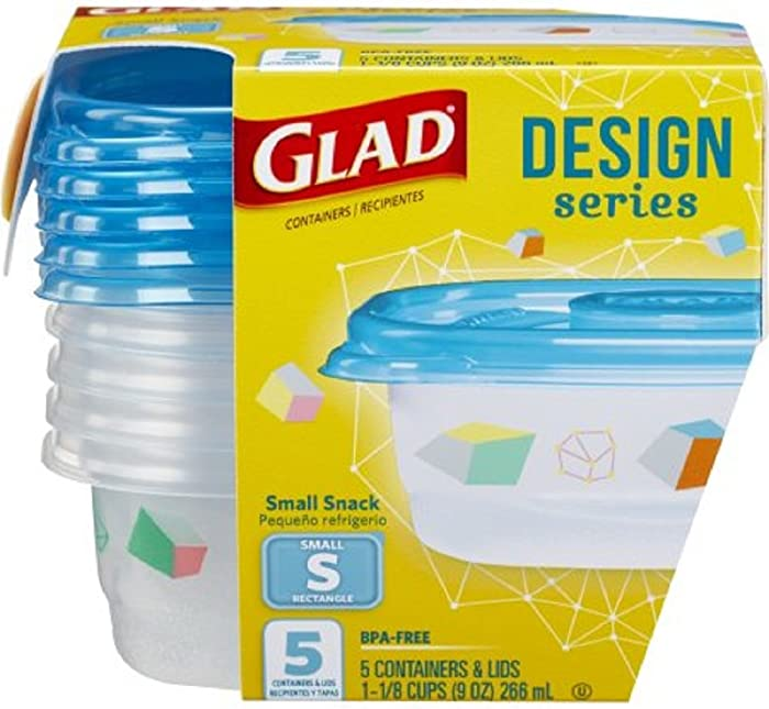 Top 10 Glad Food Storage Containers Matchware 32