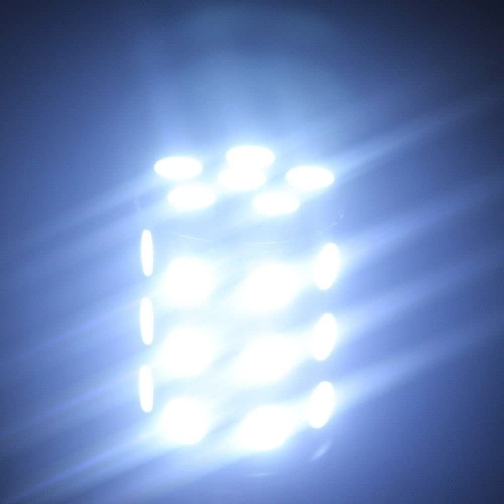 Red Color 1156 7506 1003 1141 1073 BA15S 1095 1073 LED Bulbs with Projector Interior RV Camper light,Back Up Reverse Lights,Tail Lights,Brake lights 6000K Ladeng Led 4333245822 Pack of 4