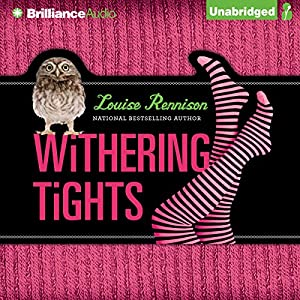 Withering Tights Audiobook