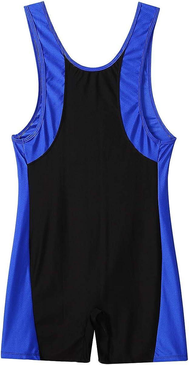 Herren Jumpsuit Shorty Overall Kurze Hosen Bodysuit Sport Fitness Bodybuilding