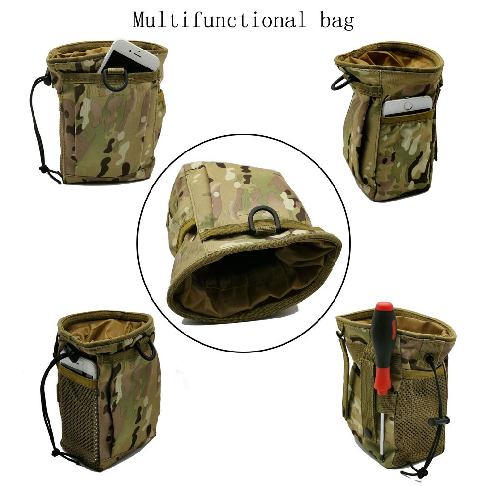 Minelab Finds Accessory Portable Multifunctional Bag for Garrett Samxu Metal Detecting Finds Waist Pouch