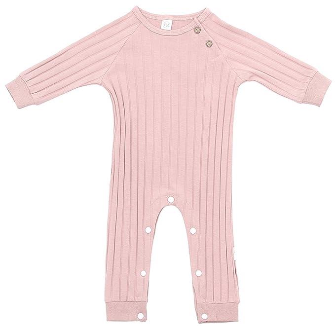 La Vogue Pelele de Algodón para Bebé Niño Niña con Ala primavera Gris Talla 100: Amazon.es: Ropa y accesorios