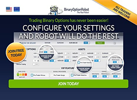 binary options robot download music