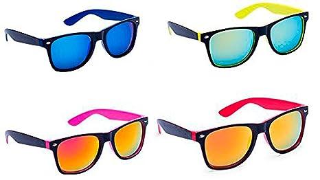 DISOK Lote de 20 Gafas de Sol Colors - Detalles Bodas Gafas Sol