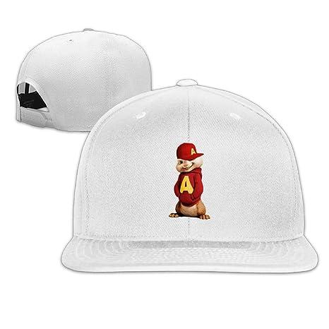 alvin and the chipmunks alvin flat bill hats panel hat amazon ca