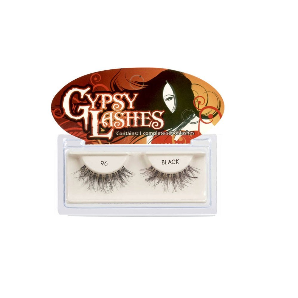 Ardell Gypsy Lash 96 Black Demi Whispy Tangly, 1-Count