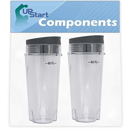 Upstart Components - Juego de 2 tazas de repuesto para ...