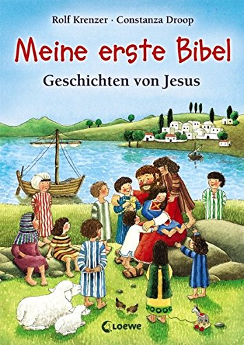 Buch Meine Erste Bibel Geschichten Von Jesus Rolf Krenzer