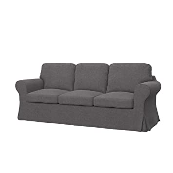 Fabuleux Soferia - IKEA EKTORP PIXBO Housse de Convertible 3places, Glam @UD_84