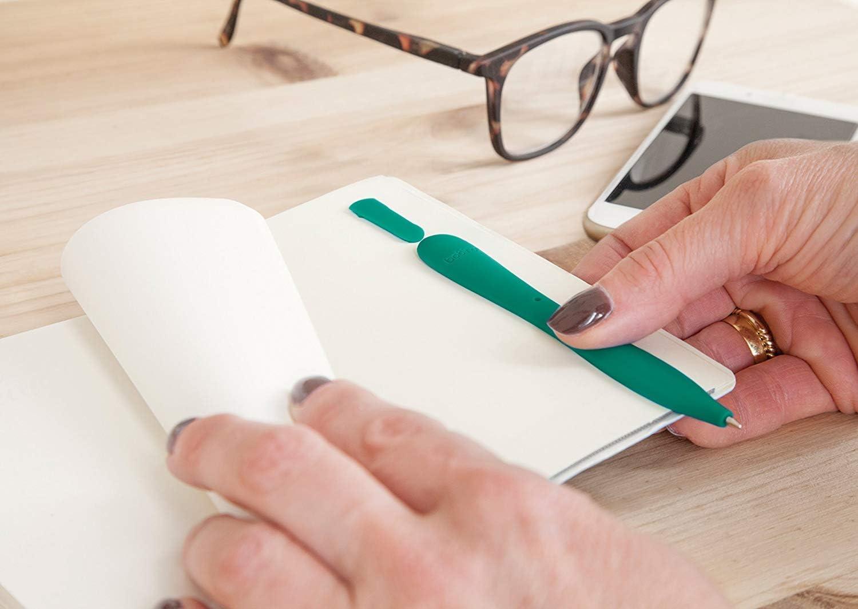 and Charcoal Emerald Cream Bobino Slim Pen Set of 4 Slate