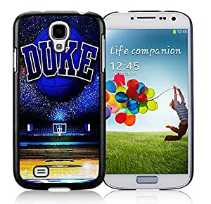 Hot Sale Samsung Galaxy S4 I9500 Case ,Popular And Unique Designed With Duke Basketball Black Samsung Galaxy S4 I9500 High Quality Cover