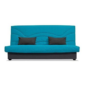 Muebles Baratos Sofa Cama Sistema Clic Clac, 3 plazas, ref ...