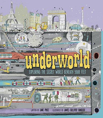 Download Underworld: Exploring the Secret World Beneath Your Feet PDF