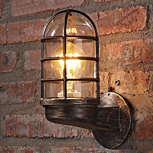 Nautical Outdoor Lighting Sconces - 4