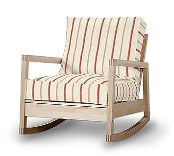 Dekoria Fire retarding IKEA LILLBERG sillón cubierta - rojo ...
