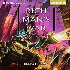 Rich Man's War Audiobook